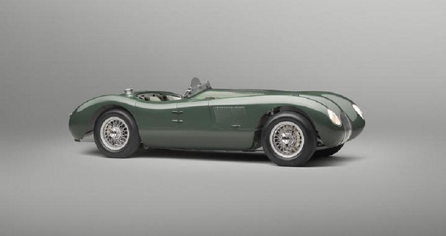 Jaguar C-Type, torna in scena in versione Continuation.