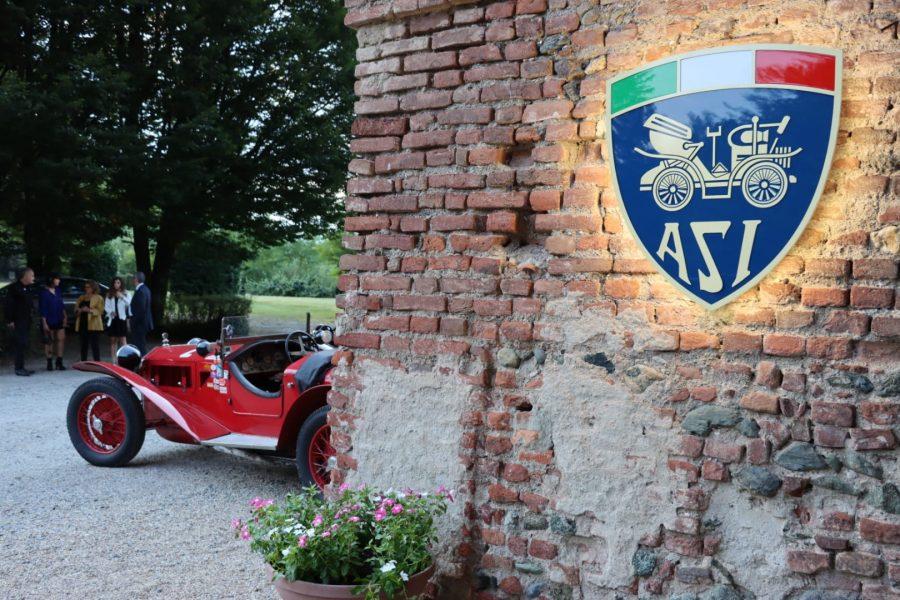 Il raduno che celebra il centenario della Lancia Lambda.