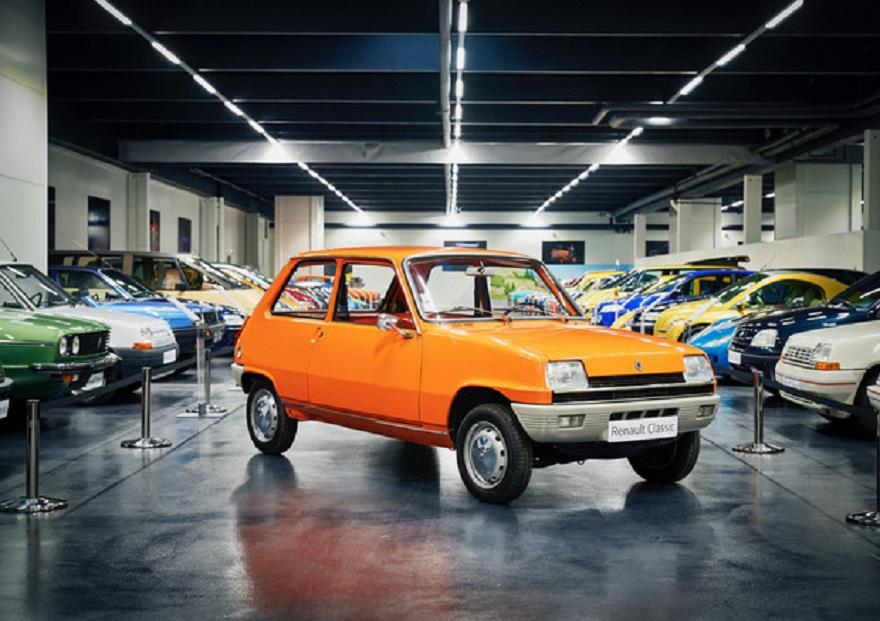 Renault, storia in mostra agli European Heritage Days.