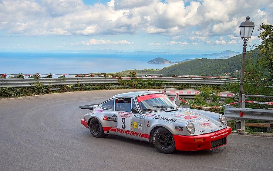 Il 33° Rallye Elba Storico – Trofeo Locman Italia!