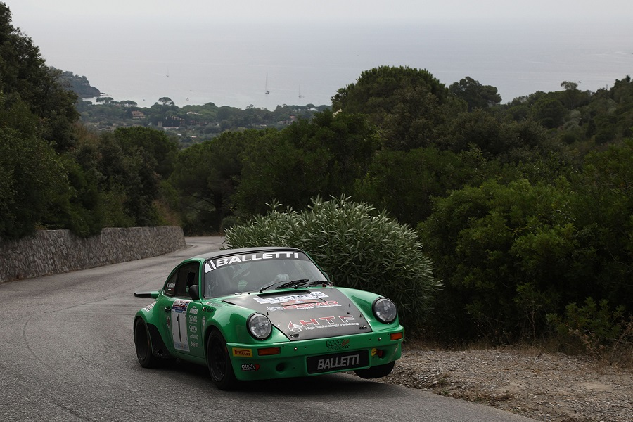 Adesioni da record per il settimo round del CIRAS al XXXIII Rallye Elba – Trofeo Locman Italy.
