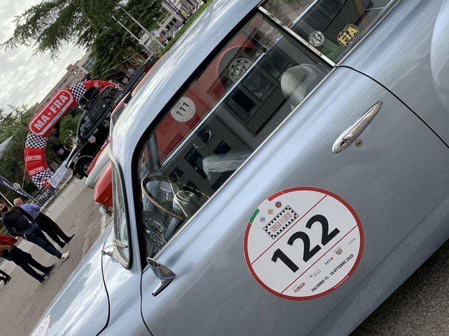 Con la Targa Florio Classica tre giorni nei tesori di Sicilia.
