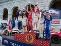 Podio Rally 1000Miglia storico