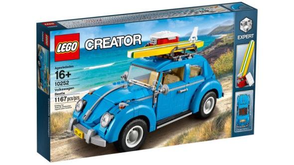 Un Maggiolino Da Creare Dalla Lego Motori Storici