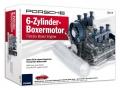 Modellino motore Porsche -1