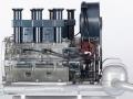 Modellino motore Porsche -5