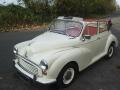 Morris Minor Convertible 4