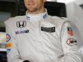 Button con Orologio McLaren