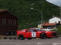Maurizio Finati-Martina Codotto, Lancia Rally 037 #8