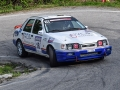 Agostino Iccolti-Flavio Zanella, Ford Sierra Cosworth #18