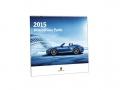 Natale 2014 -7- Calendario Porsche 2015