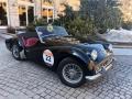 2019 - Berselli-Faedi suTriumph TR3 del 1958