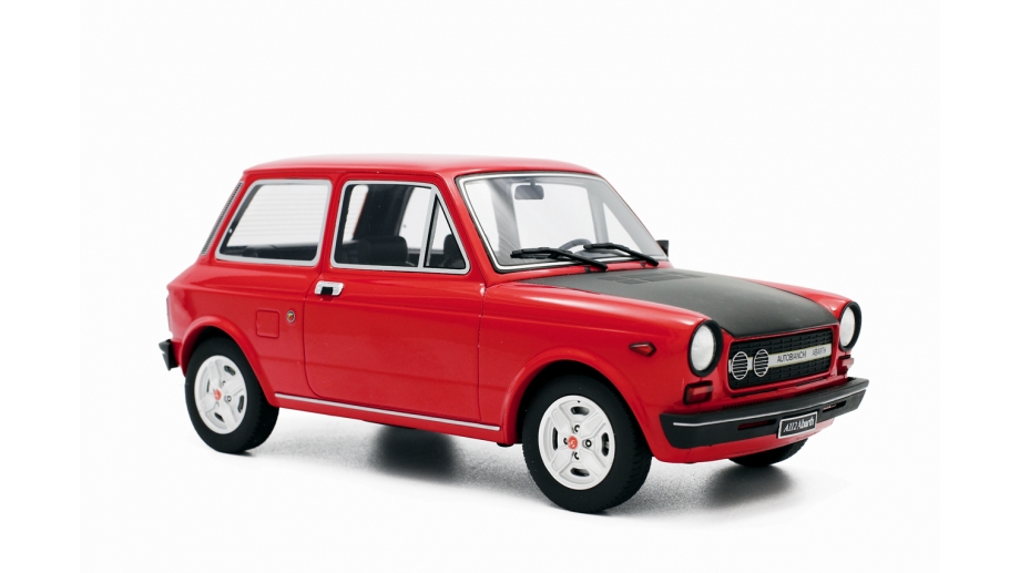 Laudoracing Models: A112 Abarth 70HP in scala 1:18.