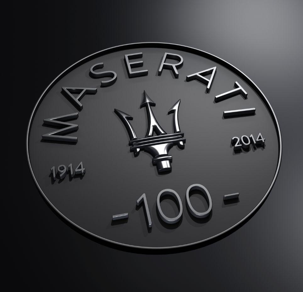 Libri per i 100 anni della Maserati.