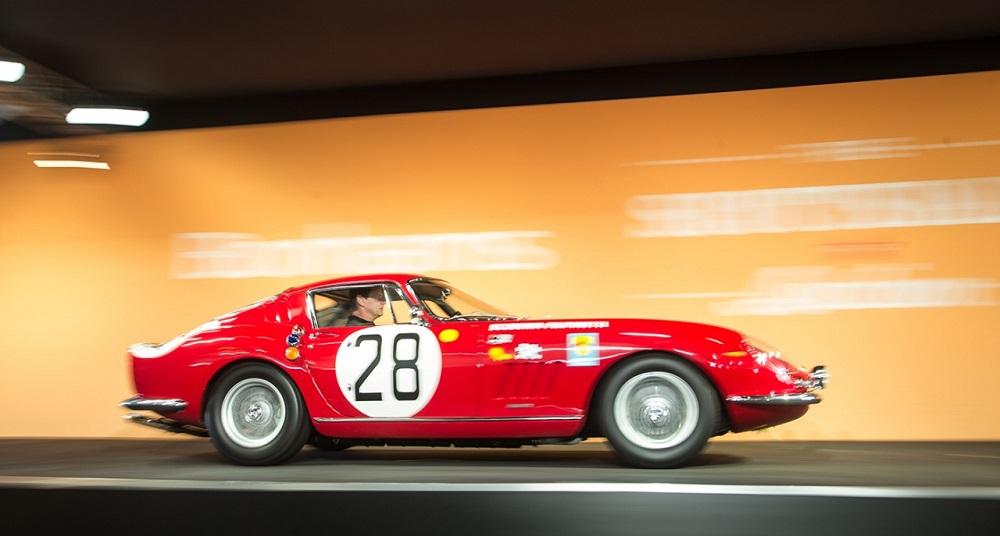 Una Ferrari 275 GTB Competizione del 1966 da record, e non solo in pista.