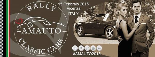Amauto Rally Classic Cars 2015: ancora pochi giorni per iscriversi.