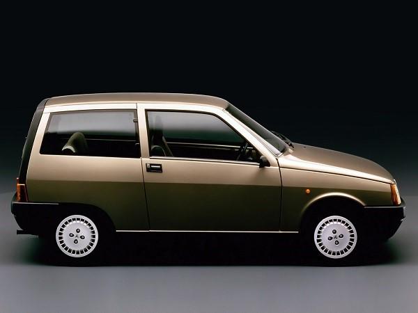 Accadeva il 7 marzo 1985: al Salone di Ginevra viene presentata la Y10.