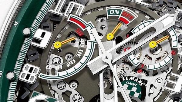 Orologio Richard Mille RM030 La Mans Classic: l'orologio ufficiale di Le Mans.
