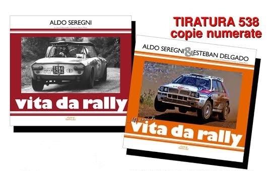 Libro: Vita da Rally, un cofanetto celebrativo in edizione speciale.