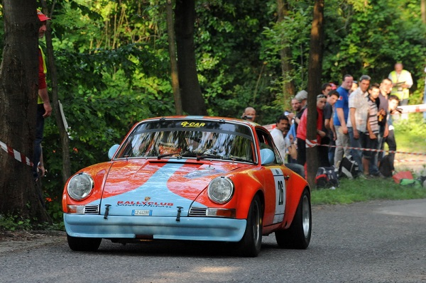 Rally 1000 Miglia Storico: apertura iscrizioni.
