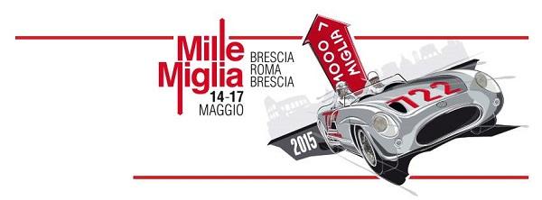 Mille Miglia 2015: presentazione ufficiale.