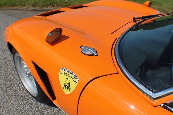 Polo Storico Lamborghini: iniziativa ufficiale per le auto d'epoca.