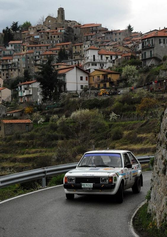 Sanremo Rally Storico 2015: secondo appuntamento CIR Auto Storiche.