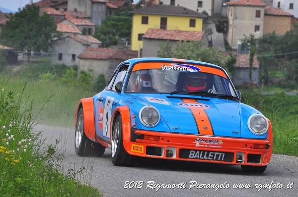 Rally 4 Regioni 2015: si scaldano i motori.