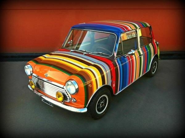 DBM Garage: la passione e l'estro creativo tipicamente italiano.