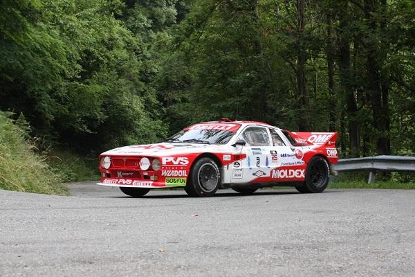 Presentazione del 5° Rally Lana Storico: si correrà sabato 20 e domenica 21 giugno su due tappe.