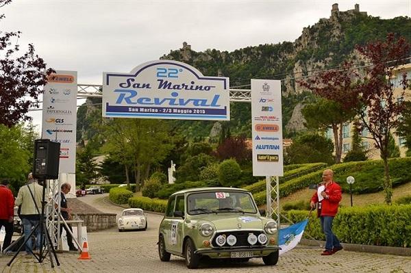 22° San Marino Revival: la piccola A112 punge ancora!