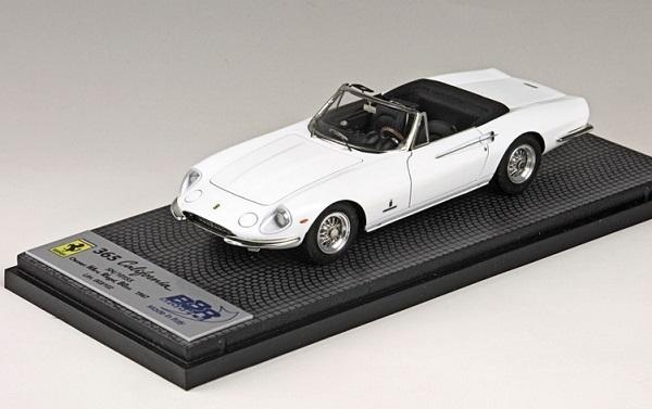 Modellini BBR Ferrari 365 California!