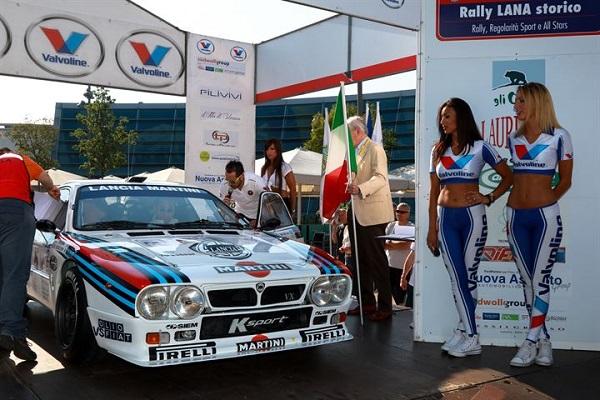 A Bianchini e Rossini il 5° Rally Lana Storico!