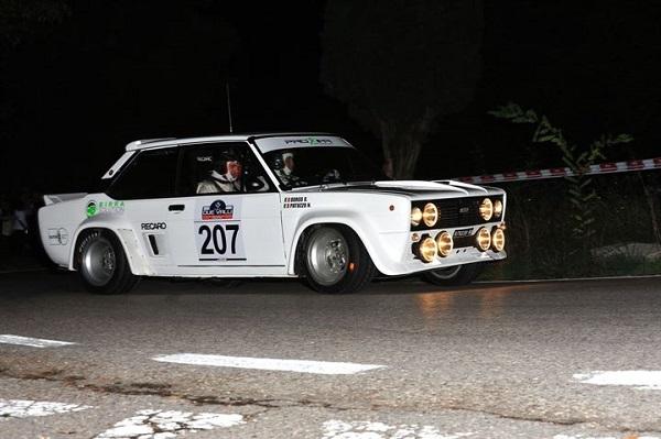 Rally Due Valli, Classic & Historic 2015: altro appuntamento del Trofeo Tre Regioni.