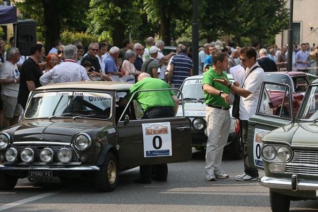 Rally dei Campioni: il raduno delle leggende del mondo rally.