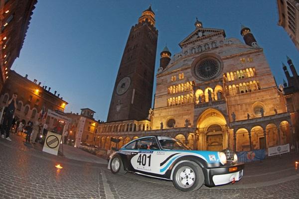 Rally Circuito di Cremona 2015: un percorso tra la tradizione e novità.