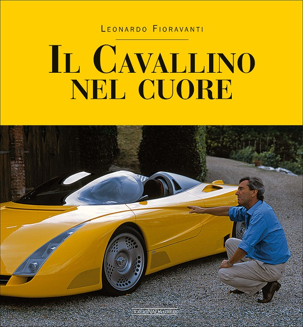 """Libro: """"Il Cavallino nel cuore"""" l'autobiografia di Leonardo Fioravanti."""