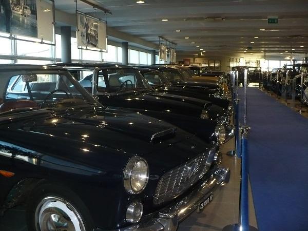 Museo Nicolis: il sogno che diventa realtà di Luciano Nicolis.