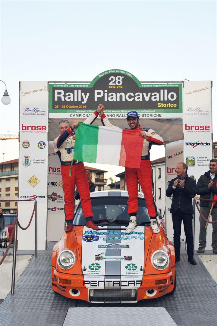 Rally Storico Piancavallo 2015: ecco la due giorni friulana.
