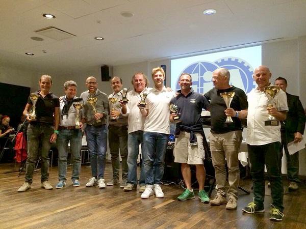 Team Bassano: salti di gioia in Finlandia!