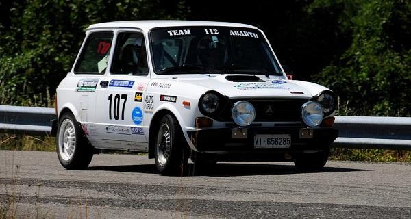 Trofeo A 112 Abarth 2015: iscritti 17 equipaggi all'Elba.