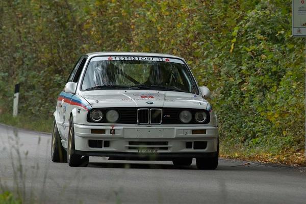 5° Valsugana Historic Rally: vittoria a Lucky e Cazzaro.