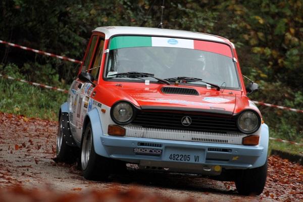 Il Trofeo A112 Abarth alla coppia Lisa Meggiarin e Silvia Gallotti