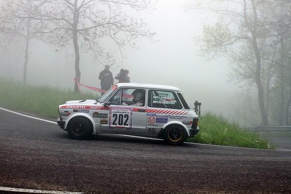 5° Valsugana Historic Rally: 21 equipaggi per il Trofeo A112 Abarth.