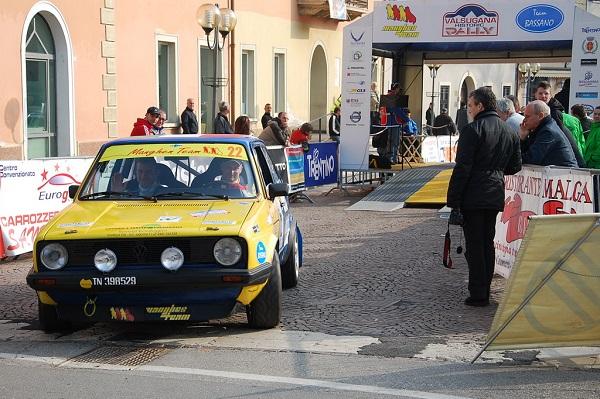 5° Valsugana Historic Rally: 120 iscritti e il programma.