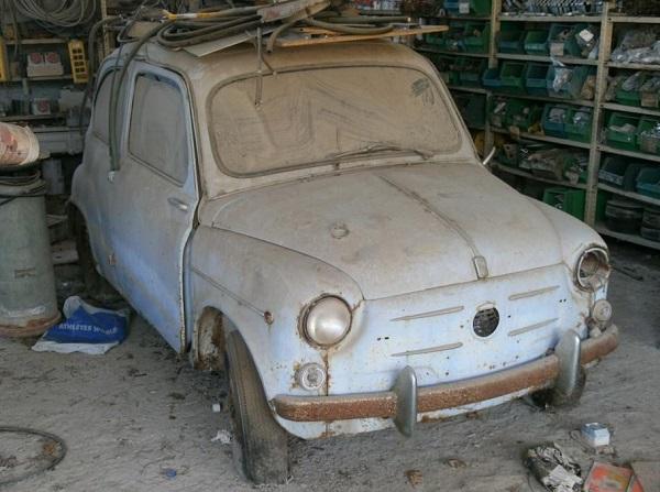 Nasce a Roma prima scuola di restauro delle auto storiche.