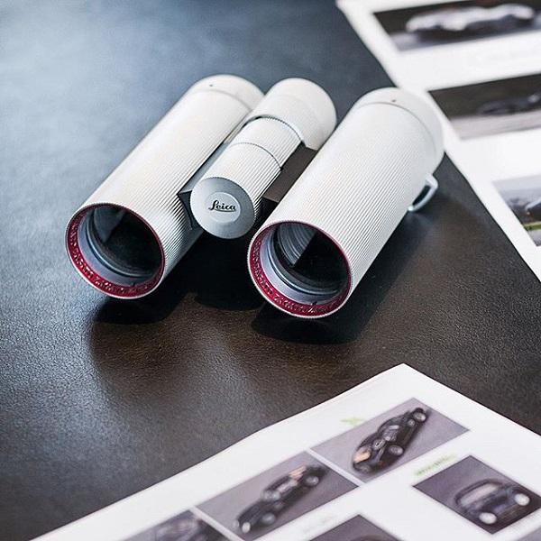 Binocolo Leica – Zagato: una collaborazione di classe sportiva.
