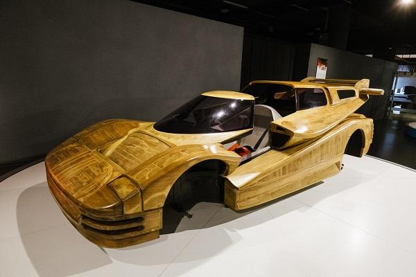 """Mostra """"Auto in Arte"""" al Museo dell'Auto di Torino"""