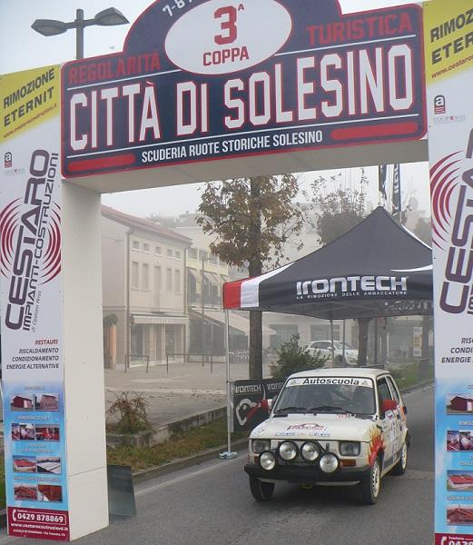 3^ Coppa Città di Solesino: vince Ferratello, forse.