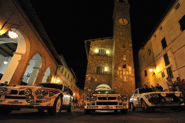 Il 6° Tuscan Rewind: tutto pronto per la classica gara su sterrato!